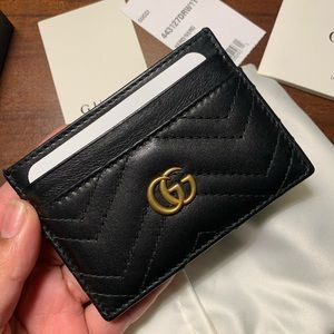 Gucci Marmont Card Holder